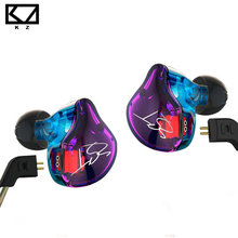 Buy KZ ZST Pro Armature Dual Driver Earphone Detachable Cable Ear Audio Monitors Noise Isolating HiFi Music Sports Earbuds for $16.99 in AliExpress store