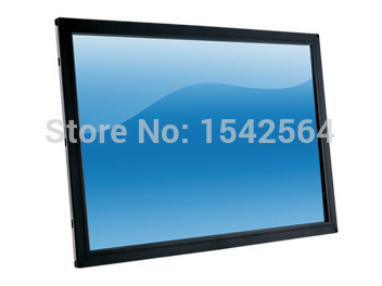 17inch USB multi (IR) Infrared Touch Screen 2 points IR touch panel(China (Mainland))