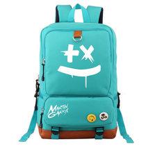 2019 yeni Martin Garrix Sırt Çantası kadın seyahat çantası Genç Erkekler Kızlar omuzdan askili çanta Orta Okul Öğrencileri schoolbg Sırt Çantası(China)
