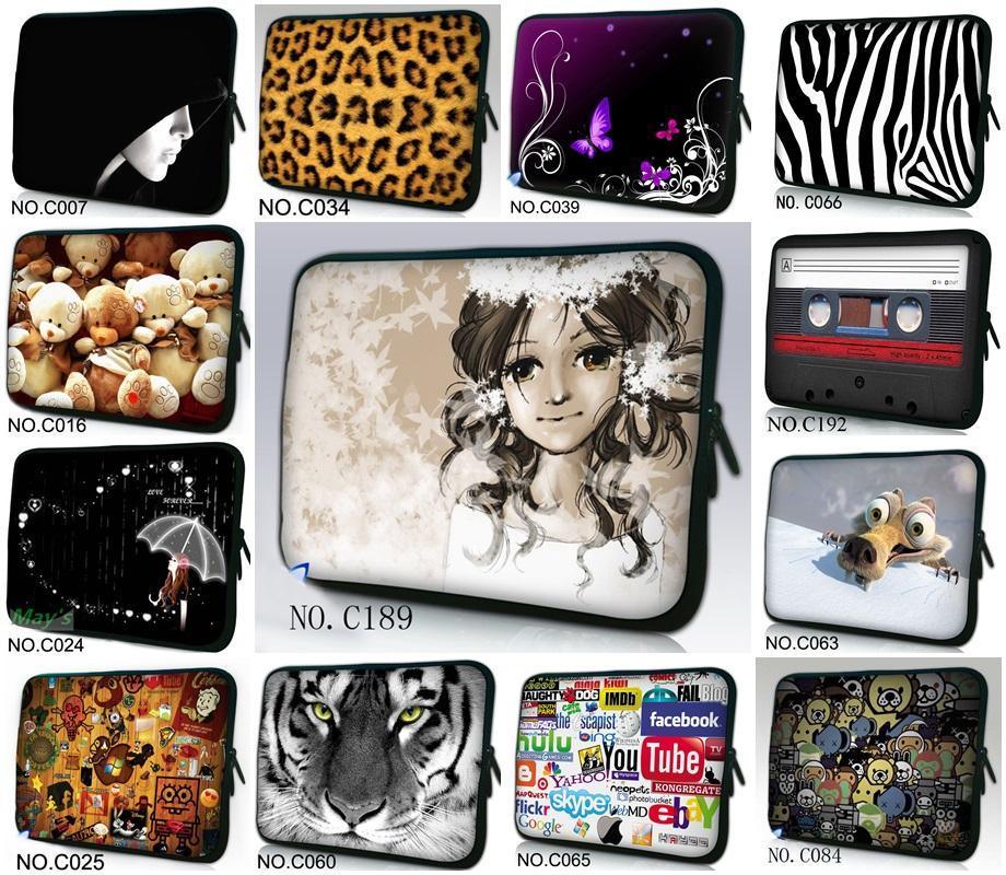 "Netbook Laptop Sleeve Case Bag bolsa capa para 13 "" polegadas 13.3 "" Macbook Pro / Air / HP Dell Sony(China (Mainland))"