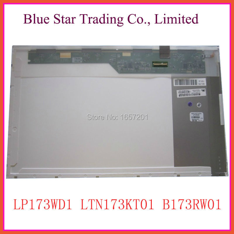 17.3 inch LCD screen B173RW01 v.3 LP173WD1 N173O6-L02 LTN173KT01 N17306-l06 LTN173KT02 n173fge-l23 notebook LED display screen(China (Mainland))