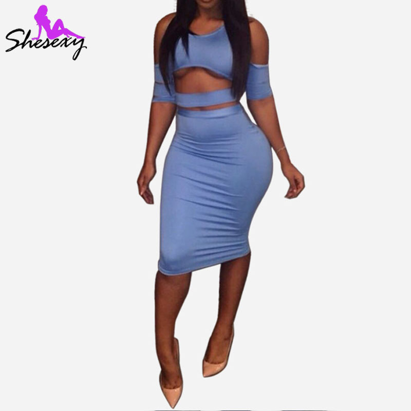 shesexy 2016 new high street party dresses women half