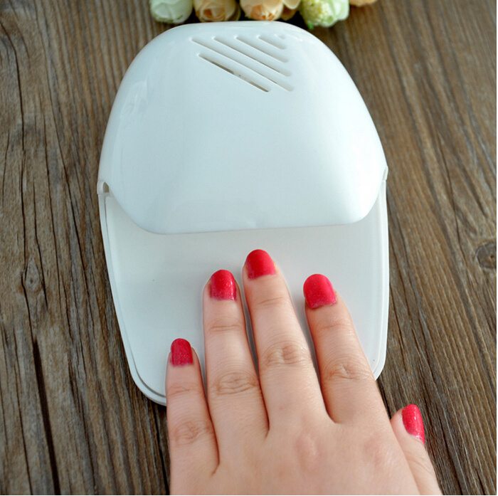 Fashion Portable 6W Bridge shaped Mini Curing Nail Dryer Nail Art Lamp Care Machine(China (Mainland))