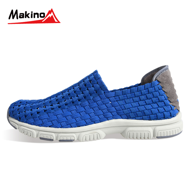 Makino ma spring and summer outdoor ultra-light breathable casual shoes walking shoes