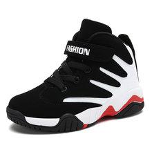 סניקרס מקרית ילדי אופנה עיצוב ספורט נעלי בני דעיכת להחליק Outsole נוח זמש ילדים נעלי Krasovki zapatillas(China)