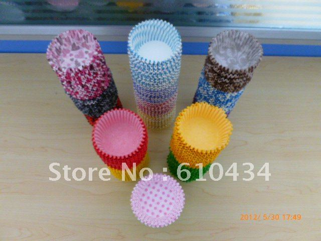 1000pieces wholesale perfect cup cakes cupcake decorating