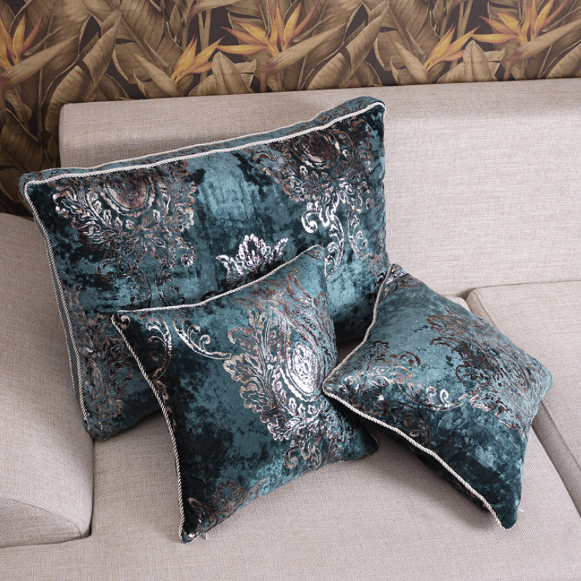 Luxury Decorative Pillow : Cushion Cover Almofada Bule Europe Creative Couch Elegant Wedding Pillows Luxury Cushion Home ...