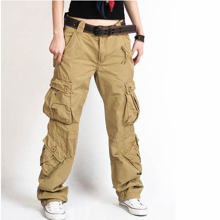 Elegant Pants Women Camouflage Cargo Pants Women Baggy Pants Womenin Pants