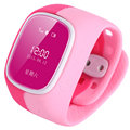 Favourite Smart child soft strap Fashion walkie talkie for gp s card led girl waterproof watch