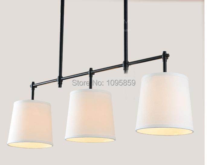 Modern European Style Metal Chandelier 3 E27 Light Black Copper Color Ceiling Bedroom Lights(China (Mainland))