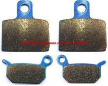 Sintered Motorcycle Disc Brake Pads Set fit HUSQVARNA CR50 CR 50 Pro Senior 2006 & - ZXGYMT MOTORCYCLE PARTS store