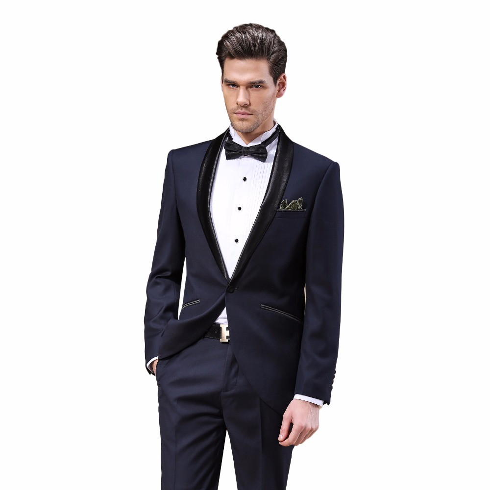 DAROuomo 2016 New Arrival Male Wedding Dress Tuxedos Men's Party Suit Slim Fit Full Dress DR8800(China (Mainland))