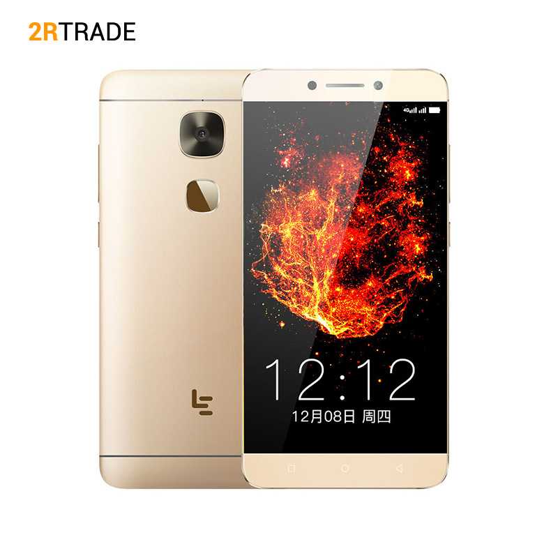"Original Letv LeEco Le S3 X622 4G LTE Deca Core Mobile Phone Android 6.0 5.5"" 3GB RAM 32GB ROM 16.0MP Fingerprint"