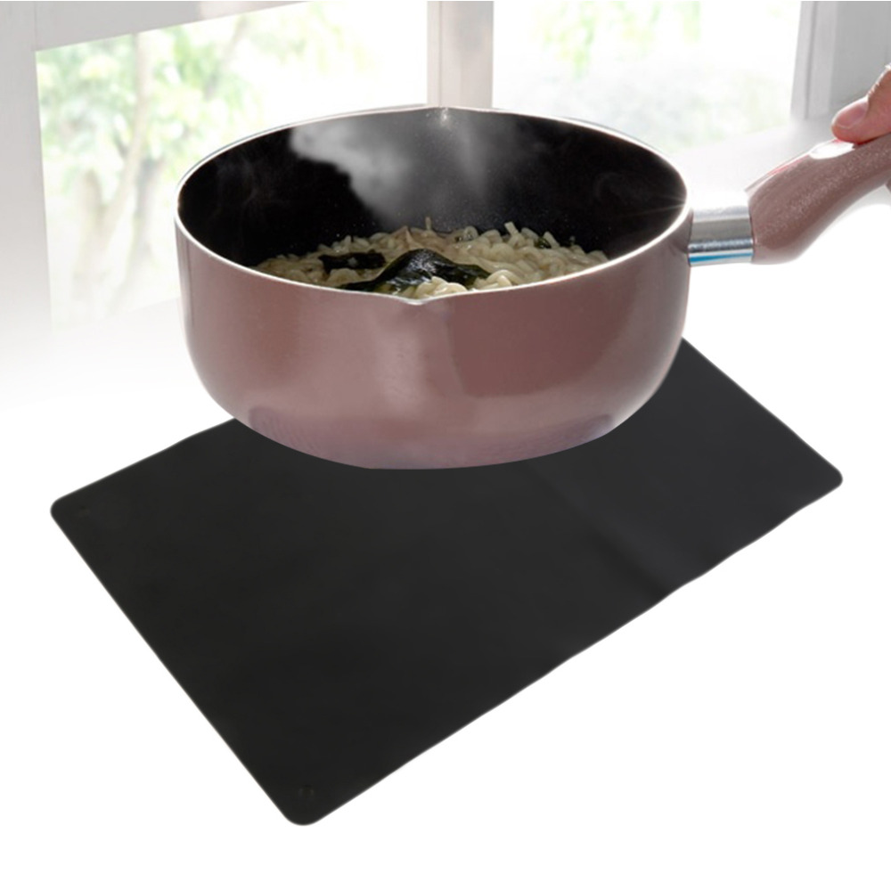 36 3 silicone mats baking liner best silicone oven for Html table padding