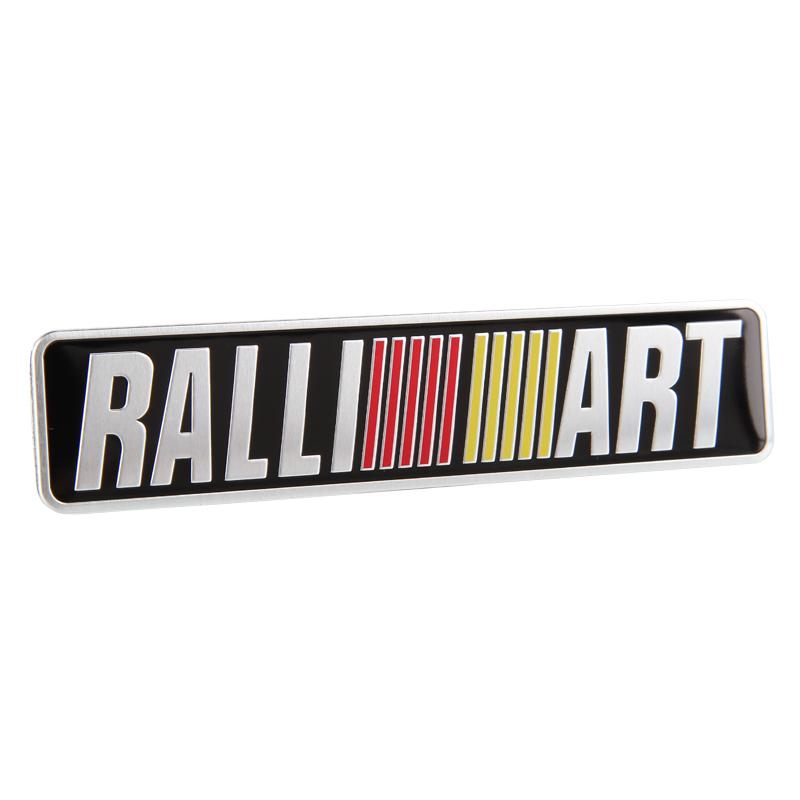 20pcs/lot Car Styling Ralliart Sticker Emblem Decal Accessories Sticker For MITSUBISHI Motorsport LANCER PAJERO OUTLANDER<br><br>Aliexpress
