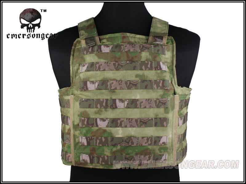EMES Navy Seal Dedicated Vest /AT-FG