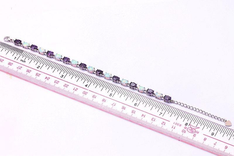 Браслет-цепь CN_jewelry & 8 1/8' OS358