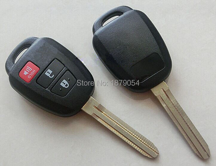 Toyota Camry 2 1 Button key shell  (1).jpg