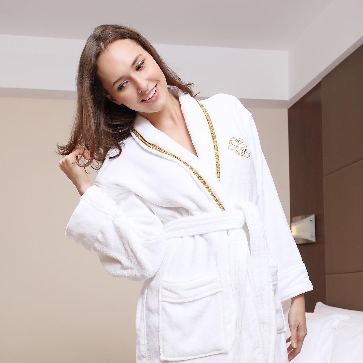 Env o gratis engrosamiento albornoces 100 toweled hotel - Albornoces de bano ...