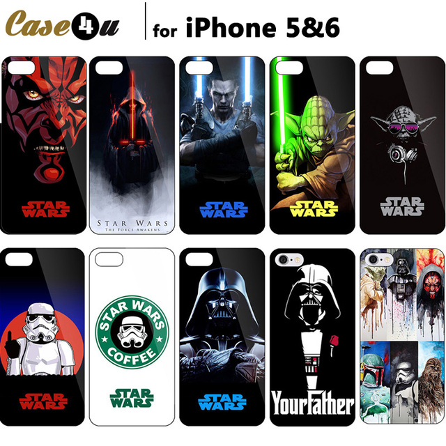 Star Wars Cool Portrait Art Printing Cover For  iPhone 6
