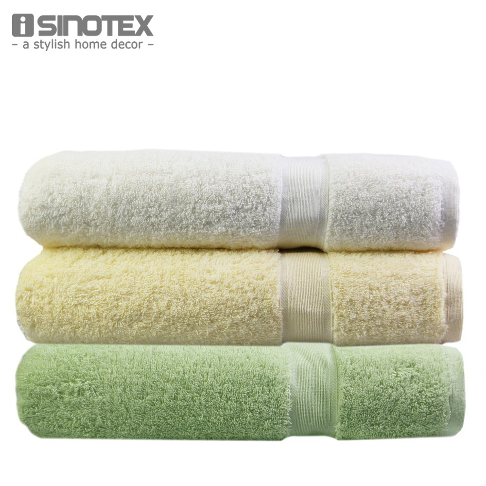 Bath Towel 82x160cm/32.3x63'' Plain Dyed Terry Wholesale Egyptian Cotton Brand Gift