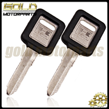 2pcs Brand New Motorcycle Replacement Key Uncut For KAWASAKI kdx klx ZZR250 ZZR400 ZXR250 ZXR400 750 ZRX400 750(China (Mainland))