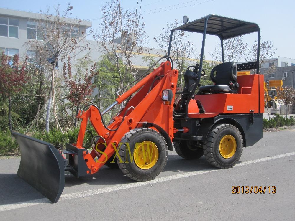 SXMW04 mini skid loader(China (Mainland))
