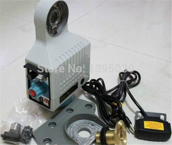 1pc auto feed driller milling machine power feed Free shipping by DHL(China (Mainland))