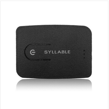 Bluetooth Audio Music Transmitter Syllable E3 Multi-Functional Bluetooth 4.0 Transmitter For Computer TV 3.5mm Audio Adapter(China (Mainland))