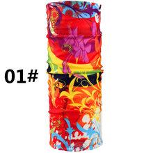 Buffe Многофункциональный спортивный волшебный шарф бандана маска для лица повязка на шею тюрбан головной убор бесшовная Балаклава повязка н...(China)
