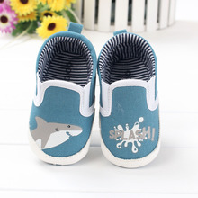 Baby boy shoes soft sole crib shoes L0414(China (Mainland))
