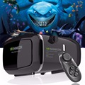 Hot VR Shinecon Bluetooth Virtual Reality 3D Glasses Headset For Iphone Samsung VR Box 4 0
