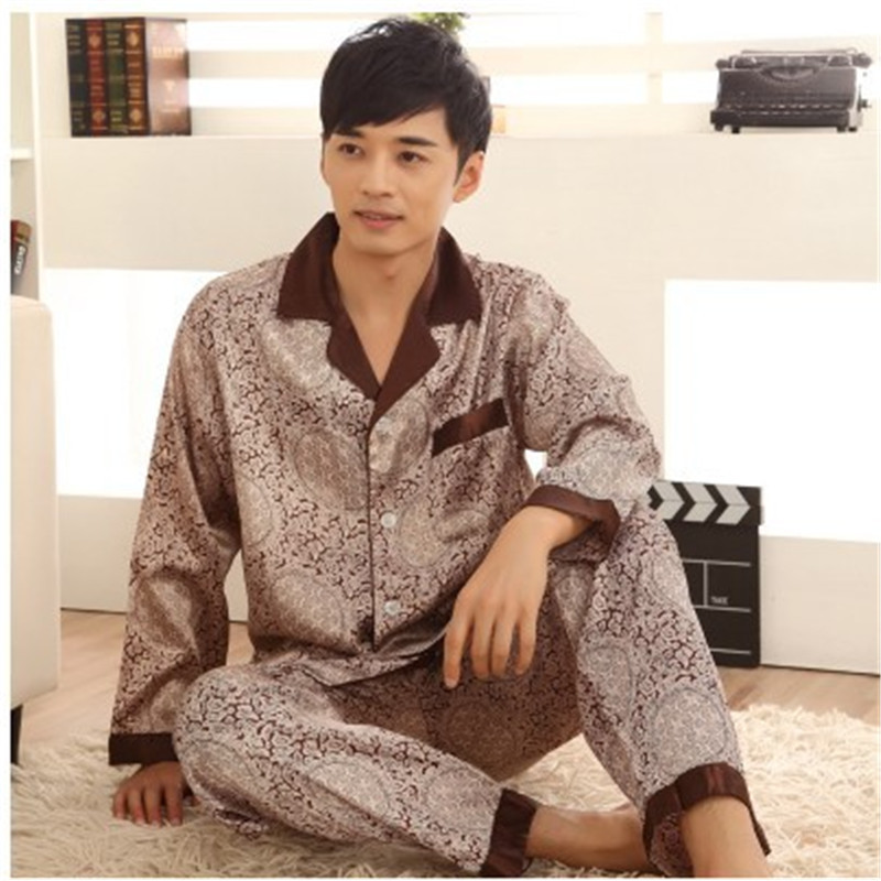 Popular Luxury Pajama Men-Buy Cheap Luxury Pajama Men lots from ...