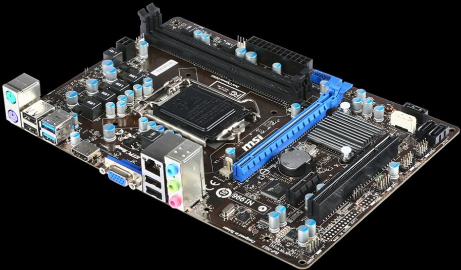 For MSI B75MA-E31 E33 E35 Motherboard 1155 USB3 / SATA3 for B75A-IE35(China (Mainland))