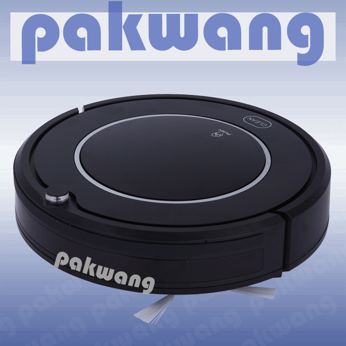 Black Color X550 Auto Charge Robot Vacuum Cleaner,Robotic Vacuum Cleaner with LED touch screen(China (Mainland))