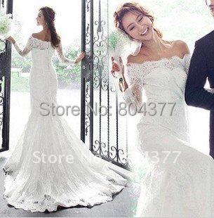 New sexy Style Wedding Dress bridal dresses fashion bridal gown(China (Mainland))