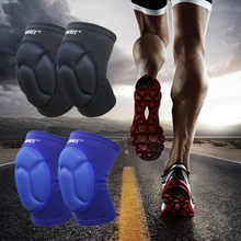 Buy Breathable Football Volleyball Extreme Sports Knee Pads Brace Support Protect Cycling Knee Protector Knee Pad Ginocchiere for $4.84 in AliExpress store