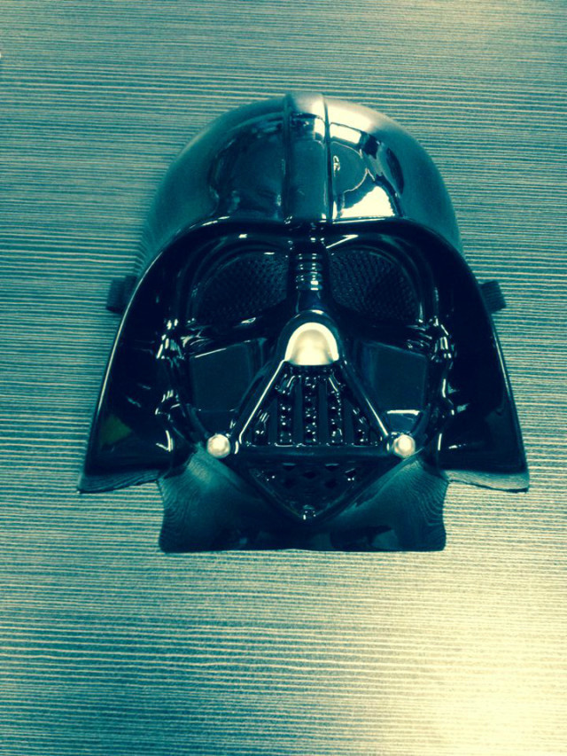 2014 New arrive PVC Star Wars mask /Darth vader 30g weight 1/lot - The rising sun import and export Co., LTD store