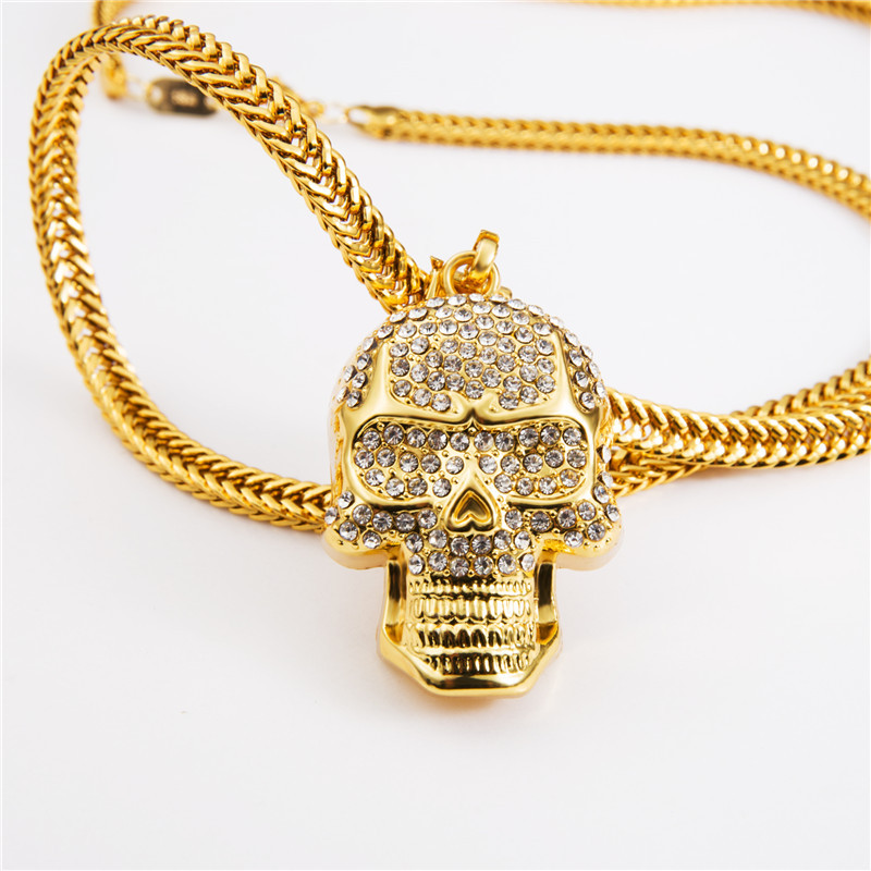 aliexpress buy new hip hop gold plated rock