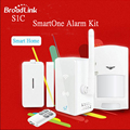 Broadlink S1 Smart Home Automation Kit SmartONE S1C PIR Sensor Motion Sensor Door Sensor Remote Contorl