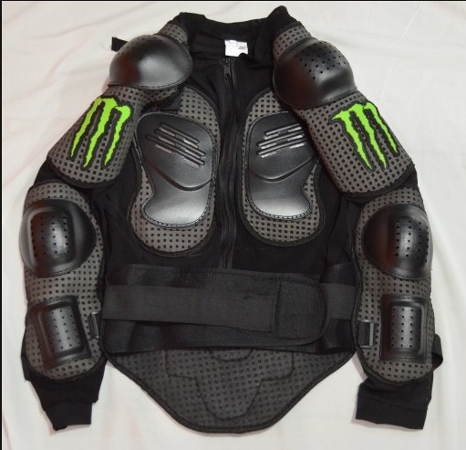 Motorcycle Armor Sport Armor Full Body Drop Resistance Jacket Size S M L XL 2XL 3XL Free Shipping(China (Mainland))