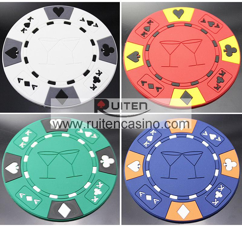 Фишки для покера из Китая