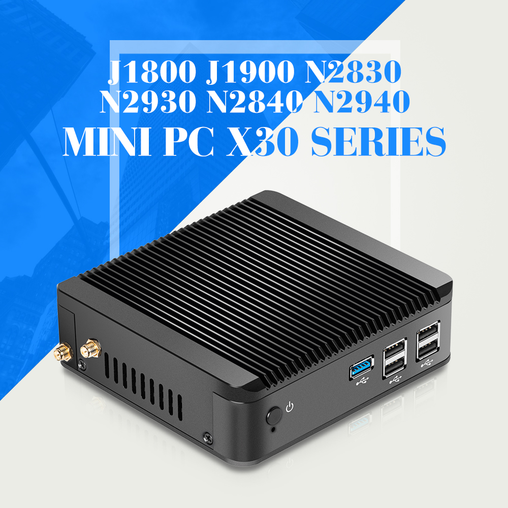 Mini PC Tablet N2830 N2930 J1800 J1900 Desktop Computer Htpc Cheap Mini Desktop PC Windows 7 Ubuntu(China (Mainland))