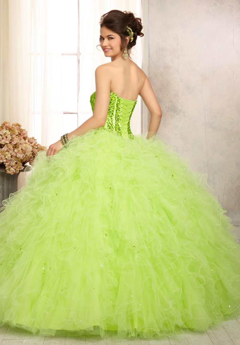 dress next Picture - More Detailed Picture about Lime Green With ...