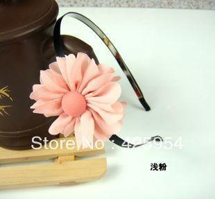 Quilters Chiffon One Choudai Hair accessories / Girl Princess Hair hoop/ Multicolor Mixed  6pcs/lot