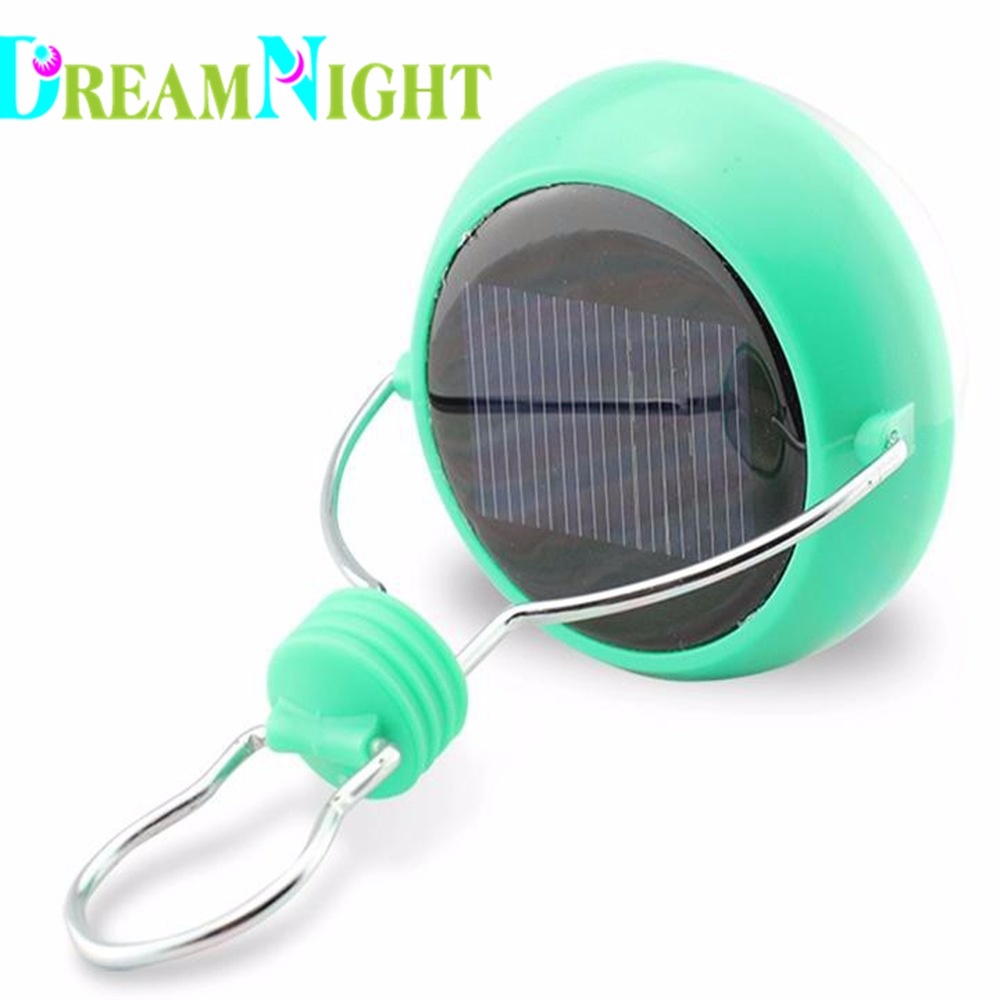 Waterproof IP65 1+6 LED Solar Light Lamp Portable to Use Outdoor for Emergency Waterproof Rainproof for Garden and Reading Light<br><br>Aliexpress