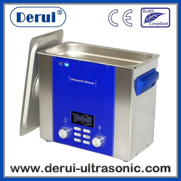 Ultrasonic jewelry cleaner with Multi-function DR-P40 4L(China (Mainland))