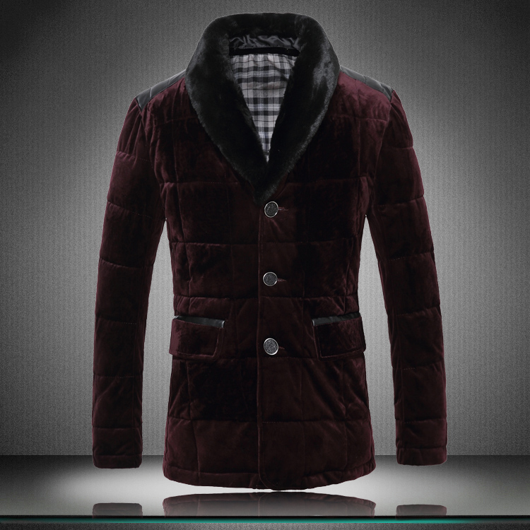2015 autumn and winter to keep warm Pure color casual jacket men, cotton-padded clothes, casual baseball uniform plus-size M-6XLОдежда и ак�е��уары<br><br><br>Aliexpress