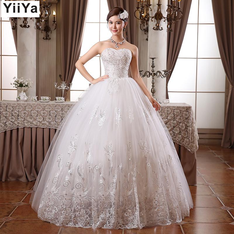 Wedding Dresses  Free Shipping : Free shipping new white princess fashionable lace wedding dress