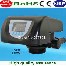 Grátis frete automatic refluxo runxin F69A3 softner controle de controle de fluxo válvula(China (Mainland))